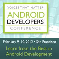 Link toVoices that matter: android conference giveaway & discount