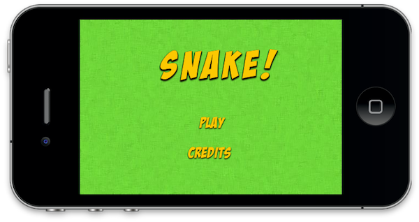android snake tutorial