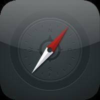 Link toCorona sdk: create a compass application