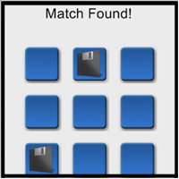 Corona sdk: create a memory match game