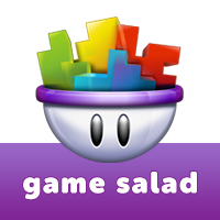 Link toQuickly creating games with gamesalad
