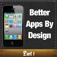 Link toBetter apps by design