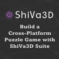 Link toBuild a cross-platform puzzle game with shiva3d suite