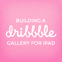 Link toTitanium mobile: building a dribbble gallery for ipad