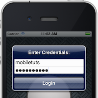 Preview for iOS 5 SDK: UIAlertView Text Input and Validation