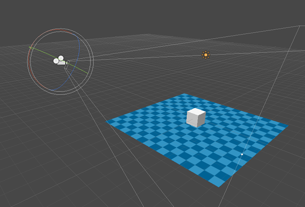 Unity3D: Third-Person Cameras