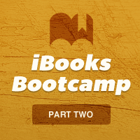 Ibooks bootcamp: fixed layout project setup