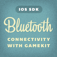 Bluetooth connectivity with gamekit