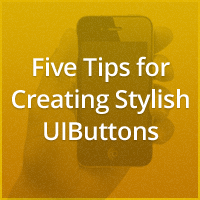 Link toFive tips for creating stylish uibuttons