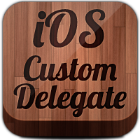 Preview for iOS SDK: Custom Delegates