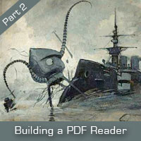 Link toIos sdk: using a slider to scrub a pdf reader