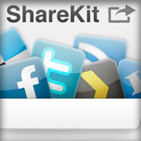 Preview for iOS Project Spotlight: ShareKit