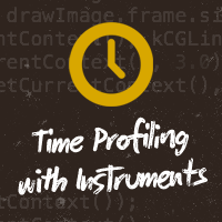 Ios sdk: time profiling with instruments