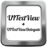 Preview for iOS SDK: UITextView & UITextViewDelegate