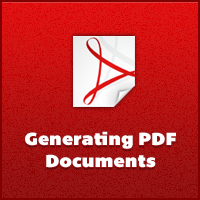 Link toGenerating pdf documents
