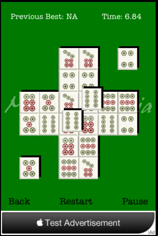 iPhone Open-Source Games: Mahjong Mania