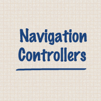 Navigation controllers and view controller hierarchies