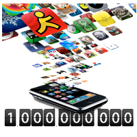 Billion apps