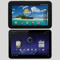 Android tablet virtual device configurations