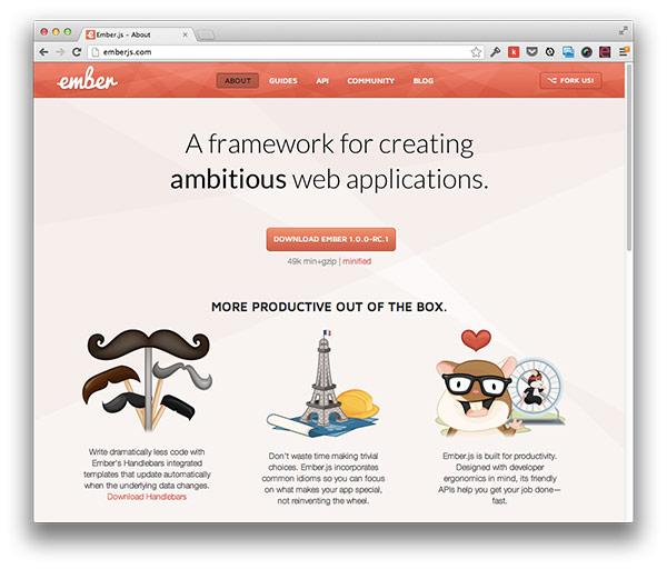 Ember Website