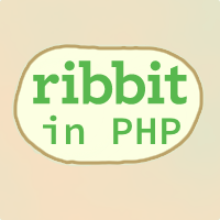 Preview for Building Ribbit in PHP