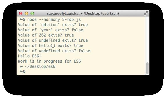 Use ECMAScript 6 Today