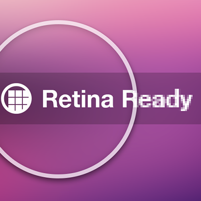 Preview for The Right Way to Retinafy Your Websites