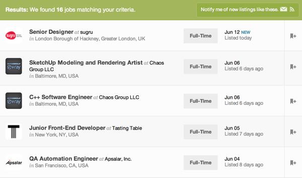 Tuts+ Jobs is now free!