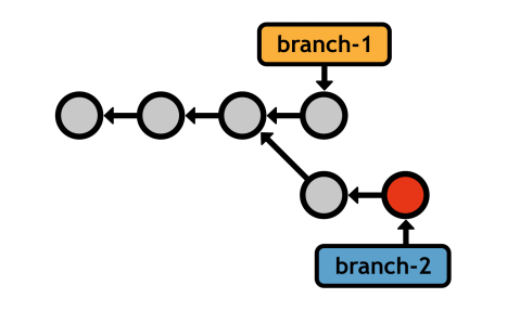 Figure 18: Basic branched development