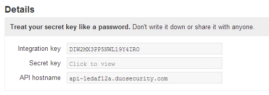 Two-Factor Authentication With Duo-Security
