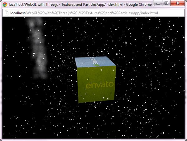 WebGL With Three js: Textures & Particles