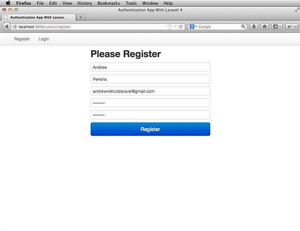 laravel-auth-create-user