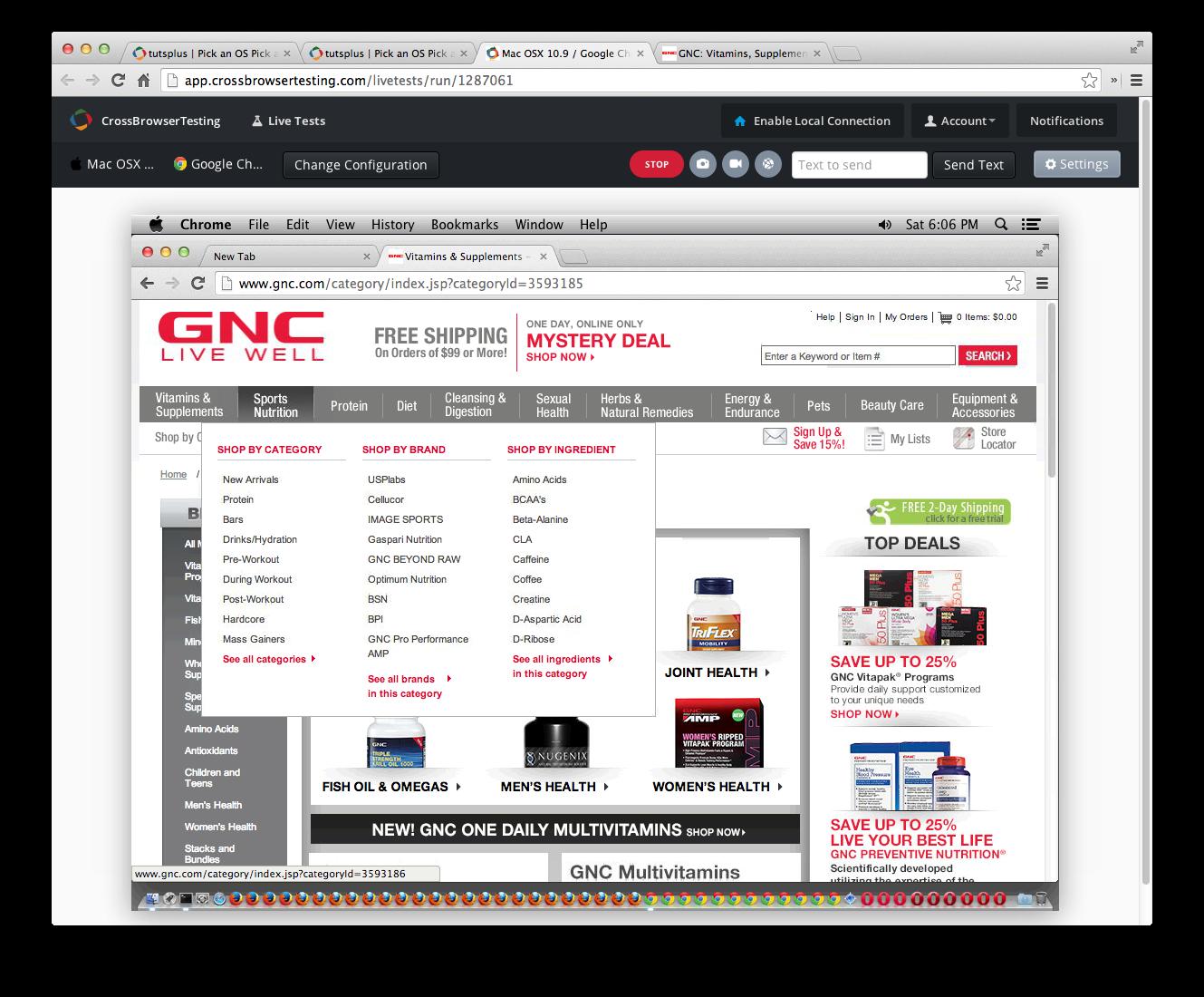 gnc-menu