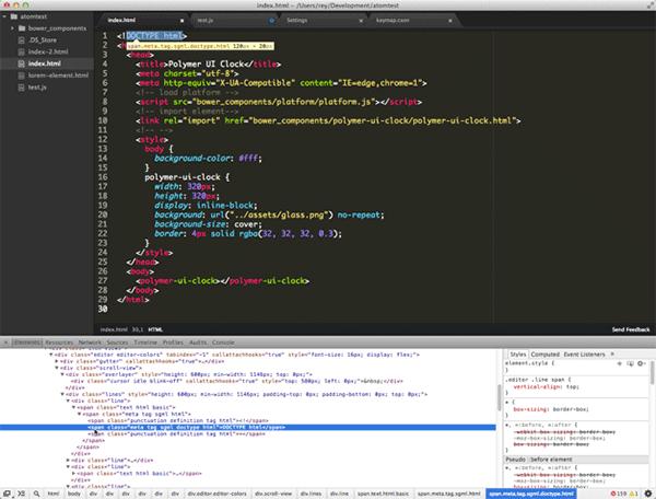 atom-developer-tools