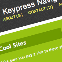 Preview for How To Create A Keypress Navigation Using jQuery