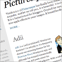 Preview for Build a Basic Newspaper style layout with Wordpress and jQuery