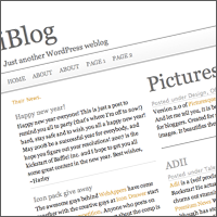 Preview for Build a Newspaper Theme With WP_Query and the 960 CSS Framework