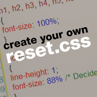 Preview for Quick Tip: Create Your Own Simple Reset.css File