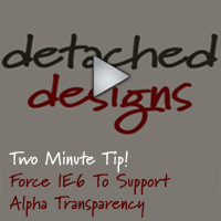 Preview for Quick Tip: Force IE6 To Display Alpha Transparency