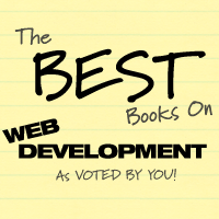 Preview for The Best Web Development Books - As Voted By You!
