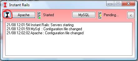 Instant Rails UI