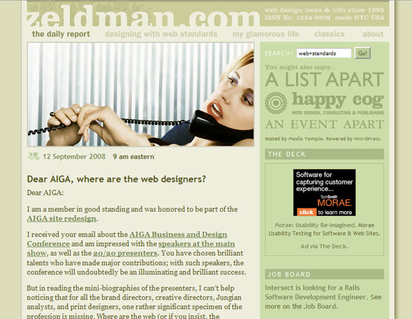 Zeldman.com