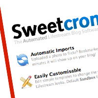 Building A Custom Lifestream Website With Sweetcron
