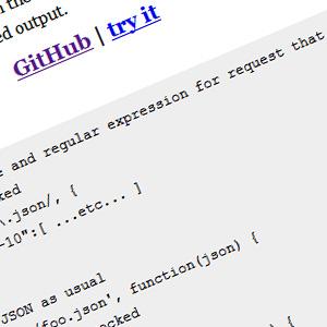 Recently in Web Development