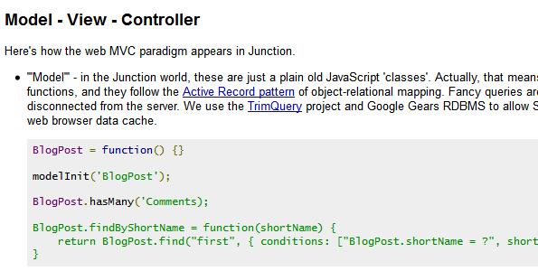 Nettuts -- JavaScript Frameworks