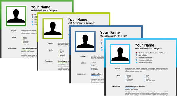 how to create an html5 microdata powered resume tuts