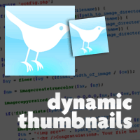 How to Dynamically Create Thumbnails