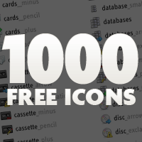 Link to1000 free icons