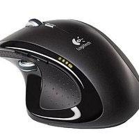 Logitech Cordless Laser Mouse