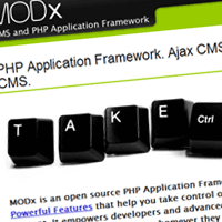 Preview for Working With a Content Management Framework: MODx